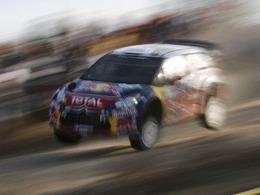 Loeb : les points avant la victoire