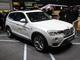 En direct de Genève 2014 - BMW X3 restylé : du nouveau