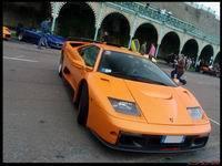 Photo du jour: Lamborghini Supercar Celebration 13/13 - Lamborghini Diablo GT