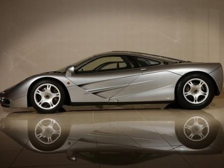 La toute première McLaren F1 produite est à vendre