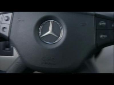 Mercedes Classe B: tremble, Scénic !