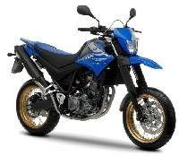 Les 660 Yamaha changent de couleur pour 2009