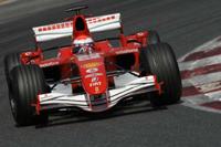 F1: un nouveau sponsor pour Ferrari