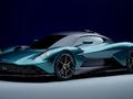 Aston Martin dévoile la Valhalla, une supercar hybride rechargeable