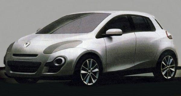 La future Renault Clio 2012 débusquée