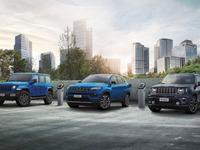 Jeep: de l'électrique pour toute la gamme d'ici 2025