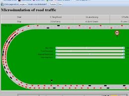 Un simulateur de circulation et d'embouteillages : drôle et surtout instructif