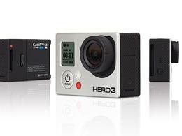 La nouvelle GoPro Hero 3 en vidéo