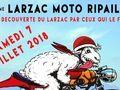 Larzac Moto Ripaille 2018: le 7 juillet à La Vacquerie