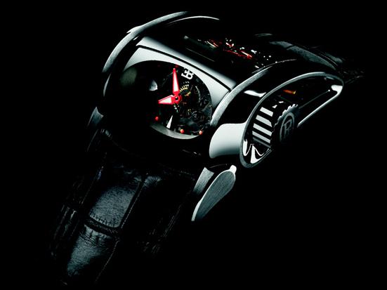 Bugatti : une montre Parmigiani pour la Veyron Super Sport