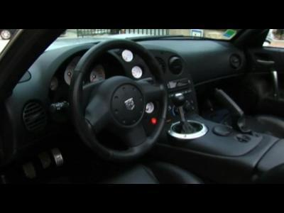 Dodge Viper SRT-10: Toujours virile, encore plus bestiale