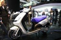 Mondial de l'Automobile 2010 En Direct : Peugeot e-Vivacity