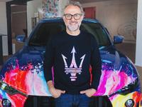 Route de nuit - À table avec Maserati et Massimo Bottura