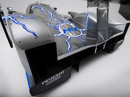 Olivier Quesnel evoque la saison 2011 de Peugeot Sport
