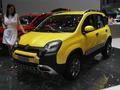 En direct de Genève 2014 - Fiat Panda 4x4 Cross : crapahuteuse des villes