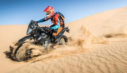 KTM vous offre votre ticket pour le Rallye Merzouga (2019)