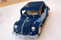 Future Volkswagen Beetle LEGO