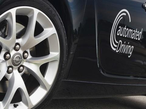 La voiture autonome est en développement chez Opel