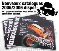 Site Maxiscoot : vente en ligne pour scooter.