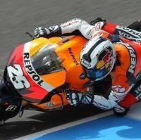 Moto GP - Japon D.1: Pedrosa se casse la clavicule et Rossi en majuscule
