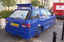 Saucisse du vendredi : Renault R21-R