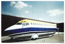 Boeing 727 Limousine Road Legal : folie pure !