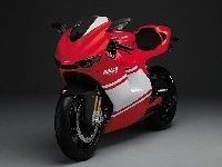 Ducati Desmosedici RR : Elle arrive