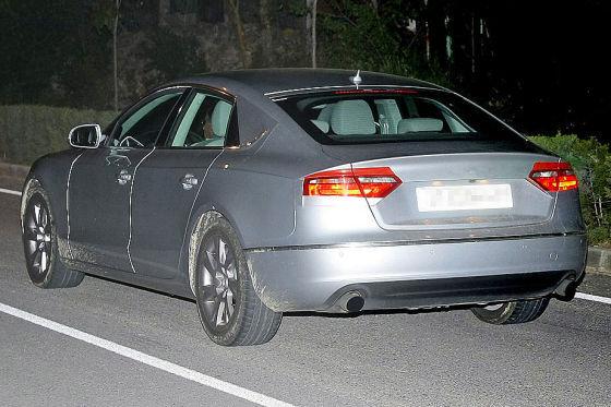 L'Audi A5 va prendre 3 portes!