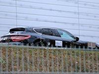Le futur Porsche Taycan Cross Turismo de sortie