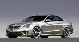 """Carlsson annonce """"sa Mercedes Classe E"""""""