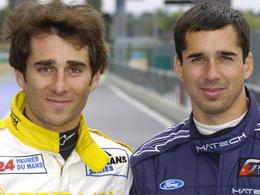Nicolas Prost remplace Romain Grosjean chez Matech en FIA GT1