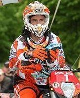 Johnny Aubert, le champion du monde d'enduro nous parle de sa saison et de 2010