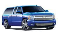 SEMA : Chevrolet Silverado couronné plus beau véhicule hybride