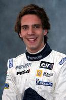 Jean-Eric Vergne devient pilote Red Bull