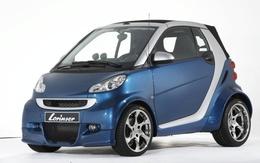 Smart ForTwo by Lorinser : 180 km/h en apericube !