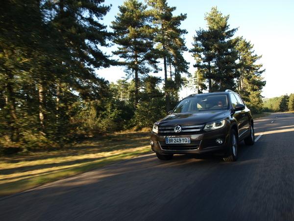Volkswagen : un Tiguan R Coupé en 2018 ?