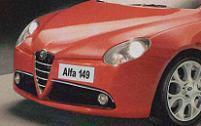 L'Alfa Romeo 149... ou presque...