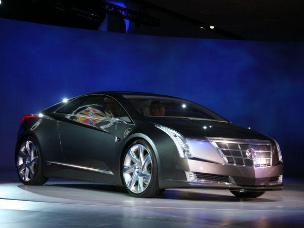 Feu vert pour la Cadillac ELR