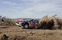WRC-Argentine: Loeb prend déjà ses marques !