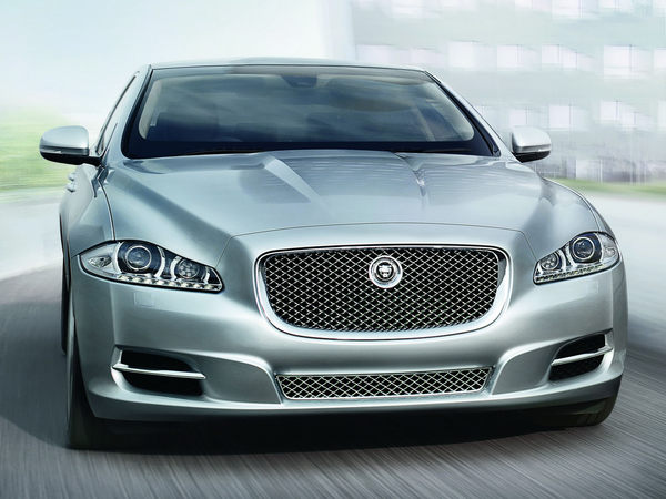 Jaguar Sentinel : la XJ a droit à sa version blindée