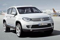 Future Volkswagen Touareg II : pour 2010