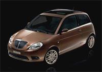 Lancia Ypsilon Versus: version très très limitée