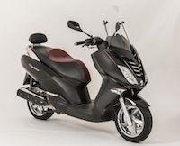 Peugeot Scooters : nouvelles motorisations pour 2013 !