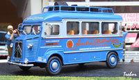 Miniature : 1/43ème - CITROËN type HZ, autobus vitré