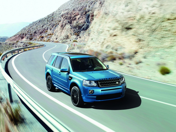 Land Rover Freelander HSE Luxury : nouvelle venue