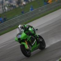 Moto GP - Etats Unis D.1: West encore, la pluie toujours
