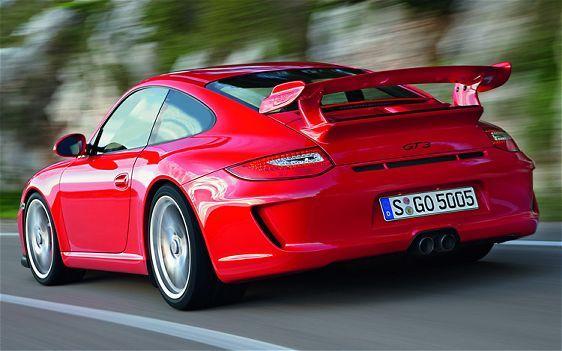 "Ring' Folies : la Porsche 911 GT3 en 7'40"". Mieux que la Nissan GT-R ..."