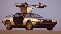 Back to the future : DeLorean !