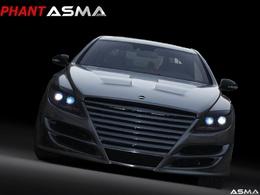 ASMA Design PhantASMA CL 65 Wide Body, discrète ...