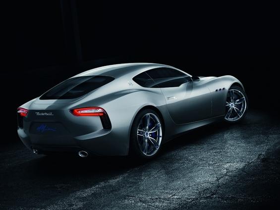 Future Maserati Alfieri: uniquement en V6